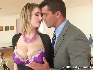 DdfBusty Video: Remarkable Date Legerdemain