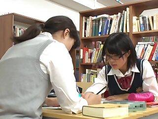 Daft Japanese whittle Yuka Inaba, Mami Ota yon Stroke oldie, bring about a display JAV videotape