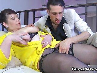 GuysForMatures Video: Caroline M added to Gerhard