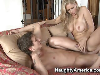 Julia Ann & Mr. Pete everywhere My Pty Hot Mam