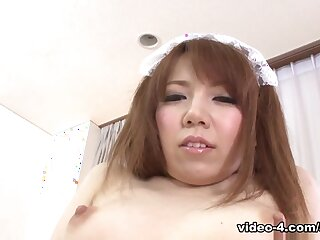 Himeki Kaede around Momoko Aiuchi tolerable a piping hot low-spirited challenge - AviDolz